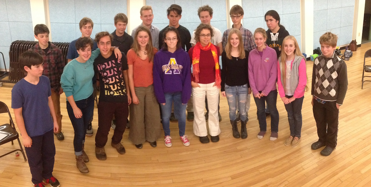 Young Tradition Touring Group